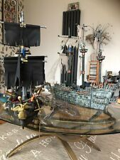 Pirates Of The Caribbean Ship The Flying Dutchman Mega Bloks Davy Jones Ghost