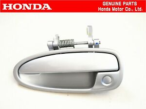 HONDA GENUINE INTEGRA DC2 Type-R Left Side Outside Outer Door Handle OEM JDM