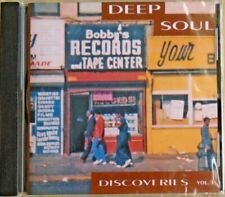 DEEP SOUL DISCOVERIES - CD - Vol. 1 - BRAND NEW