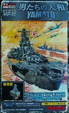 Takara Micro World │ TMW 1/700 WWII Battleship Yamato │ One Piece # 4