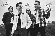 Arctic Monkeys pre signed photo print poster - Superb quality - Alex Turner