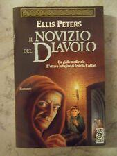 Ellis Peters - Il novizio del diavolo (serie di fratello Cadfael ed. tascabile)
