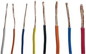 Cavo elettrico unipolare 0.75 mm/² Filo elettrico per auto moto autocarro 5m o 10m selezione: 5m metri 0.75 mm/² filo di rame, verde-giallo