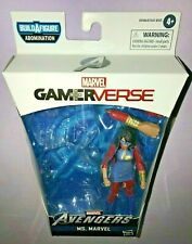 MARVEL Legends MS MARVEL GAMERVERSE LOOSE NO BUILD A FIGURE PIECE **NEW**