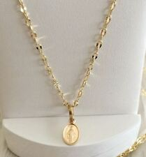 SOLID 18K Japan Gold Necklace - 18 inches - 1.5 g