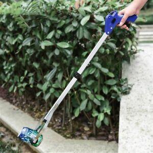 83cm Foldable Garbage Pick Up Tool Grabber Reacher Stick Reaching Grab Tool #54