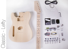 Diy Electric Guitar Kit - Tlstyle Build Your Own Guitar Lefty