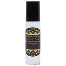 Naked For Her Pheromone Perfume 1/3 Fl Oz Used By Women To Attract Men