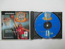 3DO Real - SLAM'N JAM '95 BASKET BALL - JAPAN Panasonic Work fully!15162