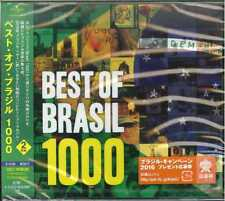 V.A.-BEST OF BRASIL 1000-JAPAN CD F56