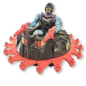 MOTU Roton Vehicle w/ Battle Armor Skeletor Vintage Mattel 1984