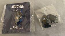 OWL Dallas Fuel Homestand Pins Blizzard Overwatch League