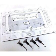 Lowrance Elite 7 HDI - 7m - 7x HDI -  Flush mount kit - 000-10979-001