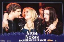 NICK AND NORAH'S INFINITE PLAYLIST Lobby Cards Set - Michael Cera, Kat Dennings