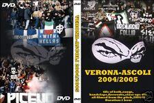 HOOLIGANS/ULTRAS DVD ,VERONA-ASCOLI 04/05
