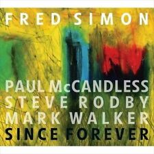 FREE US SHIP. on ANY 2 CDs! ~Used,VeryGood/Good CD Simon, Fred: Since Forever