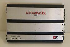 Crunch P4175 Multi-channel Amplifier 700 watts