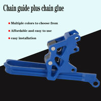 Motorcycle Swingarm Chain Slider Guard Guide for Suzuki DRZ400 DRZ400E DRZ400S