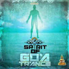 Spirit Of Goa Trance Vol 2  - Various Artists  CD,2017 [Goa / Rare / Import]