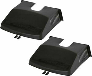 2x DRAIN COVER OUTDOOR GARDEN GUTTER PIPE DRAIN TIDY LEAVES PROTECTOR HEAVY DUTY