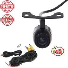 Waterproof 170° Reverse Parking Backup Camera Wide Angle Rear View Mini Car Kit