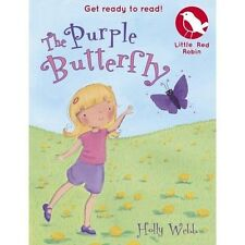 Magic Molly: The Purple Butterfly (Little Red Robin), New, Webb, Holly Book