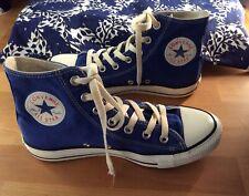 Baskets bleus Converse pour femme | eBay
