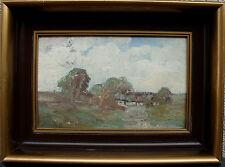 """Folke Sinclair 1877-1956, """"fattoria vicino Barsebäck"""" per 1940"""