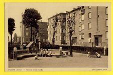 cpa RARE FRANCE 93 - DUGNY (Seine St Denis) SQUARE JEAN JAURES Parc Enfants