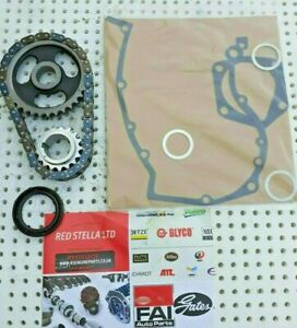 Timing Chain Kit fit for SEAT SKODA VW VOLKSWAGEN AQV ARV 1.0 1.2 1.4 PETROL