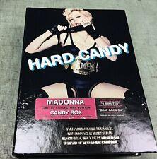 Madonna – Hard Candy - CD Box Set Ltd Ed Promo - MINT NEW