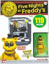Five Nights At Freddy 'oficina de la serie Classic Conjunto De Construcción Pequeño