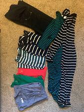 Maternity clothes lot small Medium Dress Skinny Jeans Tops Fall Winter EUC