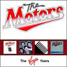 The Motors : The Virgin Years CD 4 discs (2015) ***NEW*** FREE Shipping, Save £s