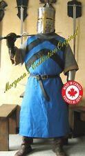 Medieval Knight Heraldry SCA Surcoat Tunic Tabard (T20)