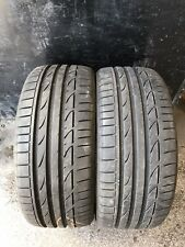 X2 225 40 18 88Y Bridgestone Potenza S001 * RSC TREAD OVER 6.64mm & 7.13mm