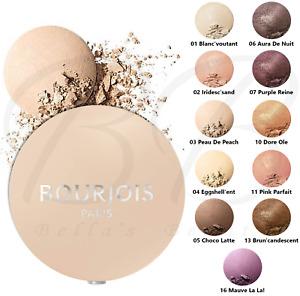BOURJOIS Little Round Pot Cream to Powder Long Lasting Eye Shadow *ALL SHADES*