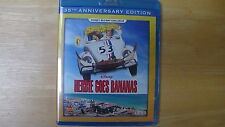 Disney Herbie Goes Bananas 35th Anniversary Edition Blu-Ray New Sealed