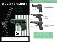 GECO, 1956 Moderne Pistolen #128