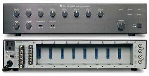 TOA 900 Series II Mixer Amplifier A-903MK2 8 channel