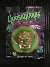 Dread Heads Goosebumps - Haunted Mask 1996 NEW SEALED Unopened HTF
