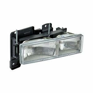Headlight Right side for CHEVROLET C/K/SILVERADO CLASSIC, 09.87-12.02 NEW