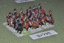 25 mm Renaissance/allemand-pistoleers 12 figurines cavalerie-CAV (21739)
