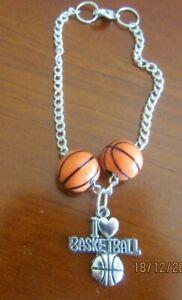 Basketball Bracelet made by me