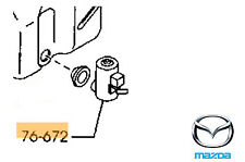 Genuine Mazda MX5 2005-2015 Windscreen Washer Pump - NE5167482
