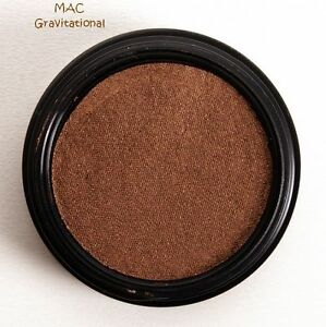 New M·A·C Electric Cool Eye Shadow Sold Out Gravitational Warm Brown