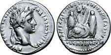 Augustus AR Denarius.
