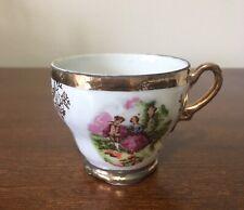 Sonsco Japan Romeo And Juliet Fine China Coffee/Tea Cup