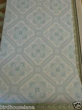 Mayhew duck egg wallpaper traditional trellis Victorian Edwardian style £ per rl