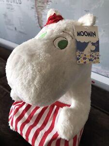 "MOOMIN MAMMA Soft Toy | 10""(25cm) Finish Cartoon Scandinavian"